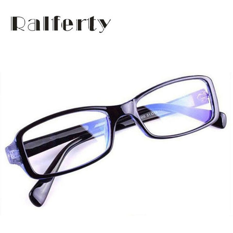 Ralferty Eyeglasses High Quality Frame Anti-fatigue gaming galsses UV400