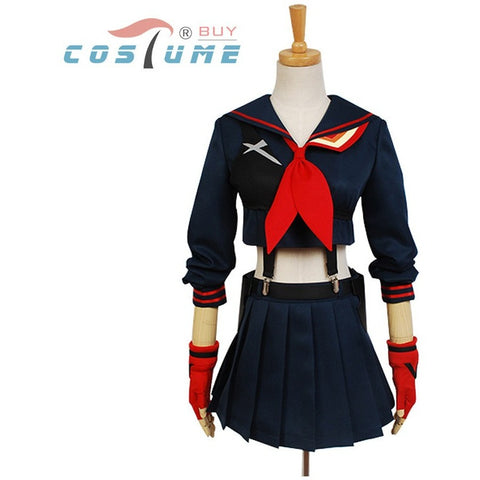 KILL la KILL Ryuko Matoi japanese Anime Party Halloween Cosplay
