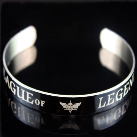League of legends Game Wristband Bangles For Men/Women Cool  Gift Free Shipping