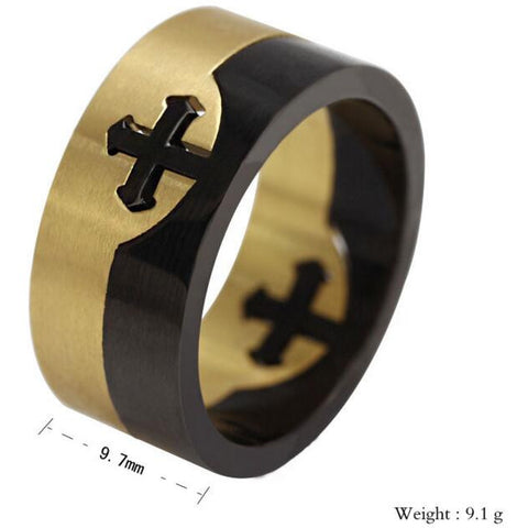 Assassins Creed ring Stainless Steel