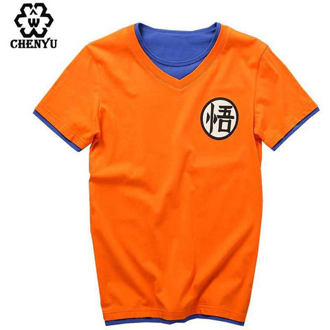 Dragonball Z Son Goku Cosplay Summer Short - GamerGift