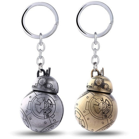 Star Wars Cute Robot BB-8 BB8 Cosplay Keychain