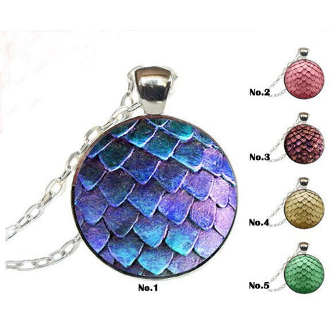 Handmade Dragon Egg Game of Thrones Pendant Dragon egg Necklace