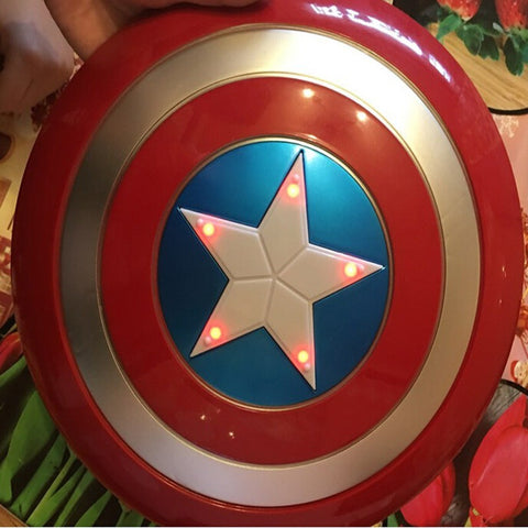 The Avengers Captain 32CM America Shield Light-Emitting & Sound