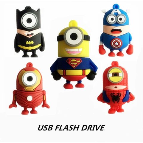 The Avengers pendrive USB 2.0