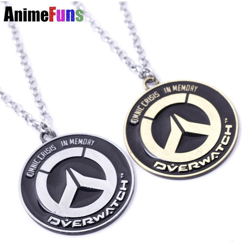 Overwatch Necklace - Gamergift