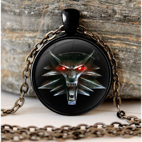 Witcher 3 Necklace - Gamergift