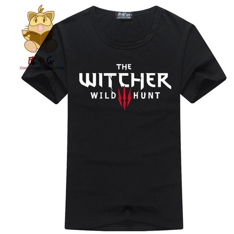 witcher 3 t shirt - Gamergift
