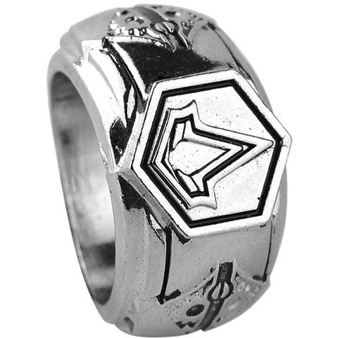 Assassins Creed Cospaly Ring
