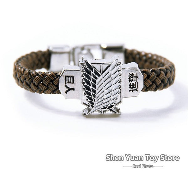 Shingeki no Kyojin Attack On Titan Giant bracelet