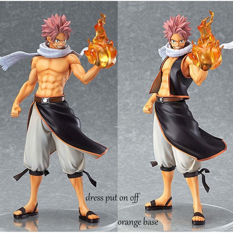 Fairy Tail Natsu Dragnir Action Figure - GamerGift