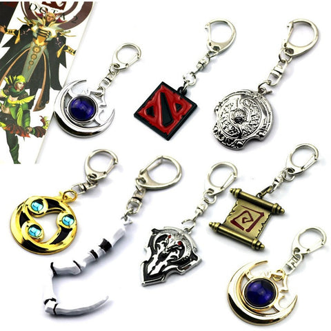 dota 2 keychain Collection - GamerGift