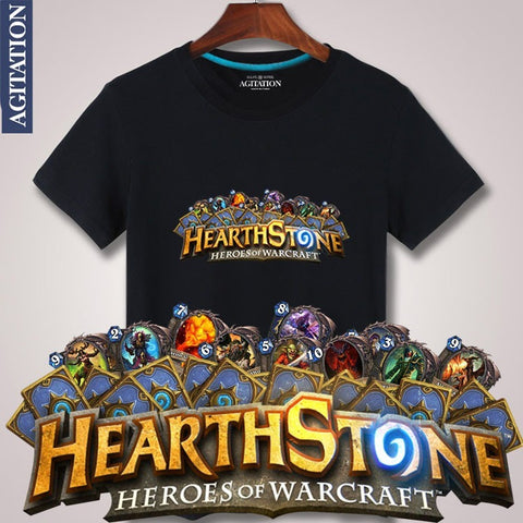 hearthstone t shirt - Gamergift