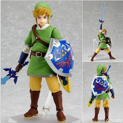 Legend of Zelda Skyward Sword Action Figures