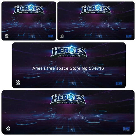 Heroes of the Storm mouse pad razer Steelseries game pad - loveit-shop