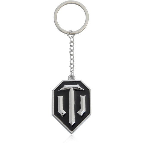 World of Tanks Keychain Tanks flag Key Chain