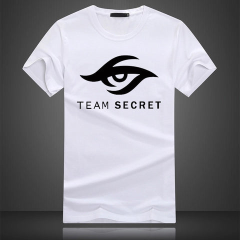 Dota2 t shirt Turret International Invitation TI5 T-shirts - GamerGift