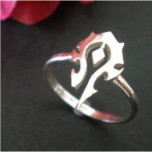 World of Warcraft WOW alloy Finger Rings