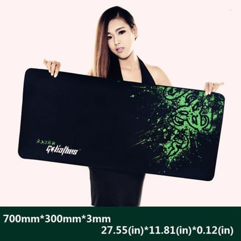 Razer Goliathus Mantis Speed Game Mouse Pad Mat Large XL Size 700*300*3MM