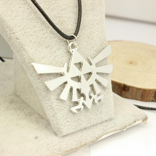 The Legend of Zelda Necklace The Zelda Triforce Pendant Necklace