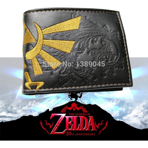 The Legend of Zelda wallet Young men and women