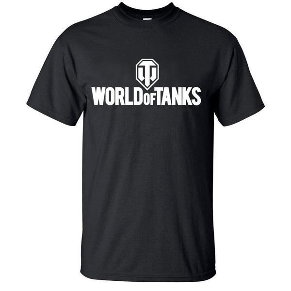 World Of Tanks War ii T-Shirt Men Short Sleeve