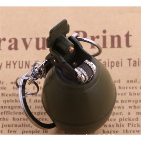 Counter Strike Lighter Antitank Grenade Model Keychain - GamerGift
