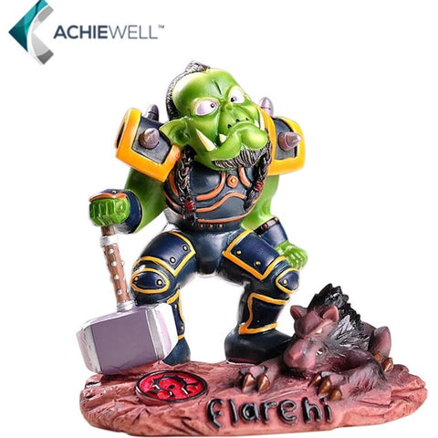 Heroes of The Storm Doll Video Games Character Model Fan - loveit-shop