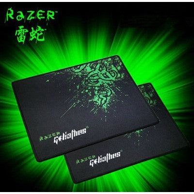 Razer Goliathus Gaming Mouse Pad 300*250*2mm Locking Edge Mouse Mat Speed/Control