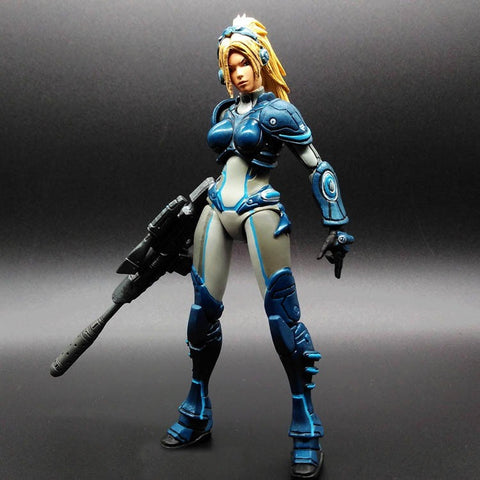 Heroes of The Storm Dominion Ghost NOVA PVC Action Figure - loveit-shop