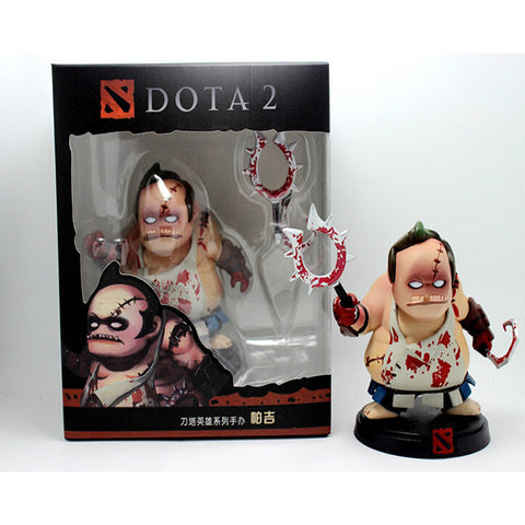 DOTA 2 Game Figure Pudge PVC Action Figures Collection - GamerGift