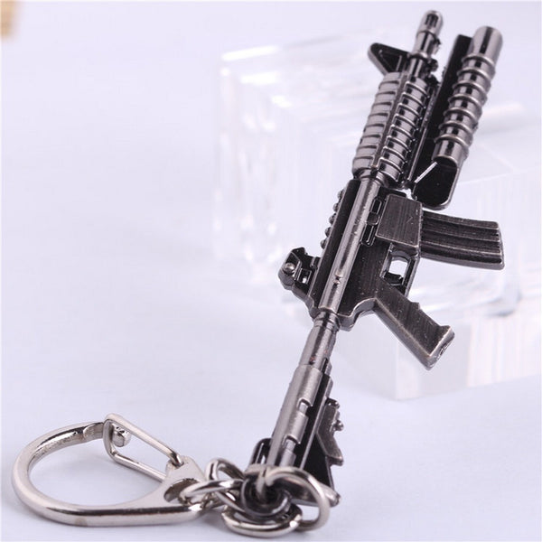 Counter Strike AK47 Gun Charms Keychain