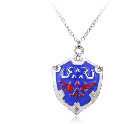 (Hot!) Legend Of Zelda Women Men Charm Necklace - GamerGift
