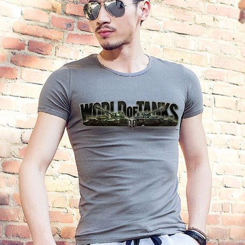 World Of Tanks Men T shirts
