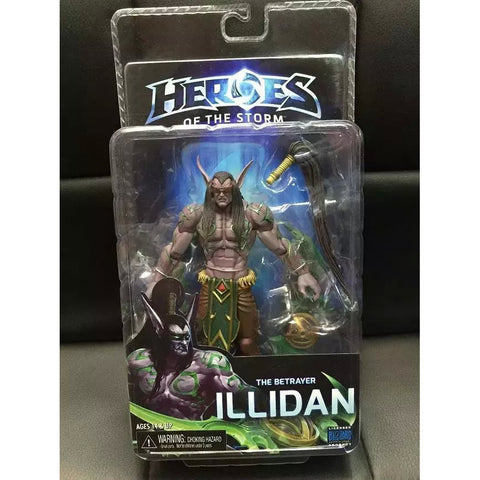 heroes of the storm PVC Action Figure Collectible Model Toy - loveit-shop