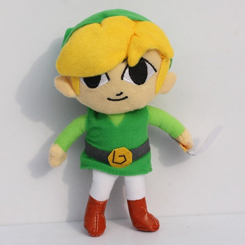 Legend of Zelda Phantom Hourglass Plush Toy Stuffed Doll