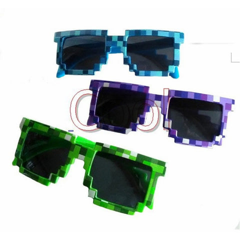 New Fashion My Wold Minecraft Sunglasses