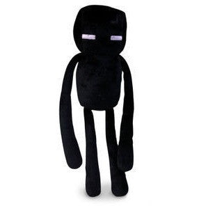 Minecraft Enderman Plush toys Doll Even Cooly JJ Steve Doll