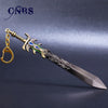 League of Legendes Garen Sword LOL Keychain - loveit-shop