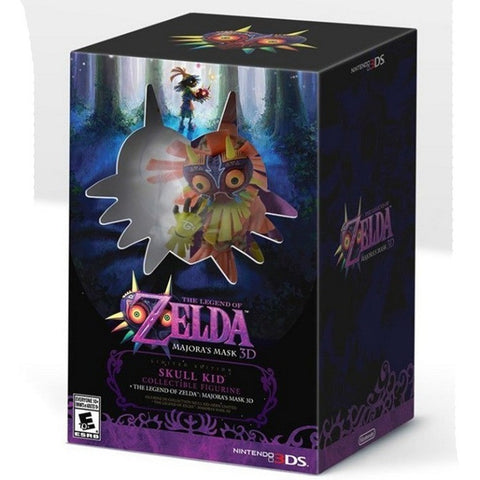 legend of Zelda Figure Skull Kid Majoras Majoras Mask FIGURE