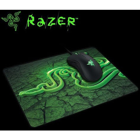 gaming mouse pad 300*250*2mm locking edge mouse mat mousepad speed/control - GamerGift.net