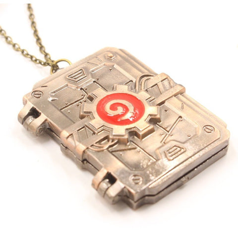 (HOT!) Hearthstone Logo Necklace Vintage - GamerGift