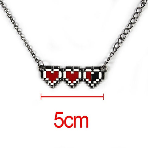 The Legend of Zelda Spirit Tracks Necklace Metal Pendant Necklace