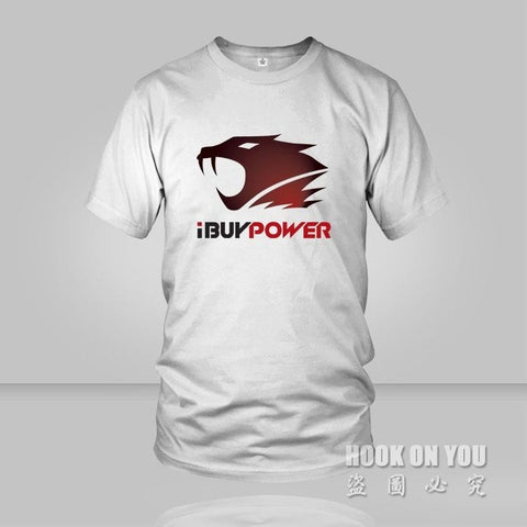 IBUYPOWER T Shirt CSGO Game team print - loveit-shop