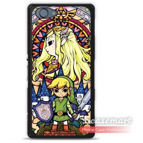 Legend Of Zelda Cover Case For Xperia Nexus LG G3 G2  Moto