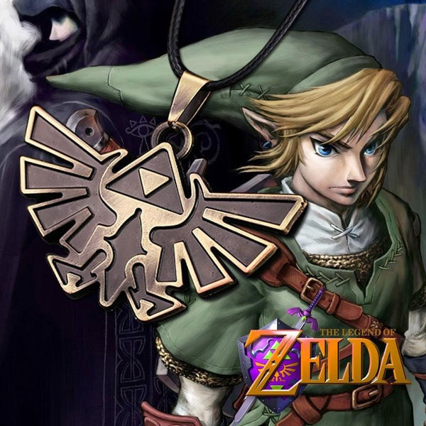 The Legend Of Zelda non-fading alloy Jewelry