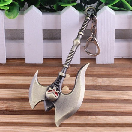 League of Legends Dresser Erskine Sickle Keychain - loveit-shop