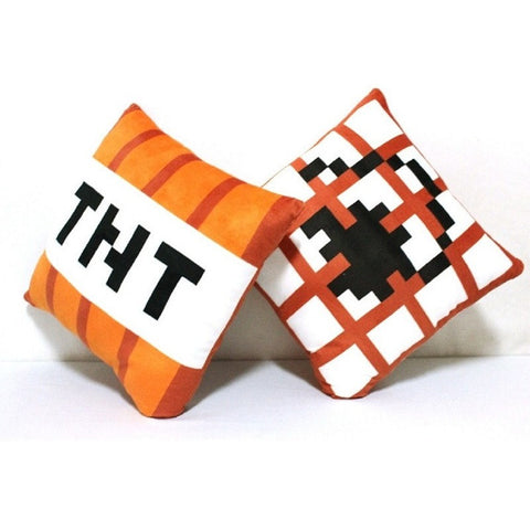 Minecraft TNT Plush Pillow Funko pop Action Figure