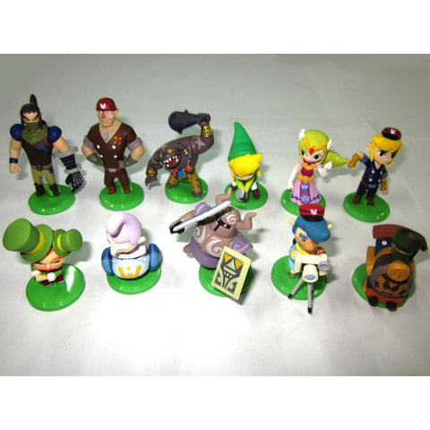 he Legend of Zelda Figure Furuta Choco egg 11 pcs set - loveit-shop