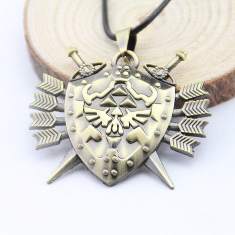 The Legend of Zelda Pendant Necklace For Men